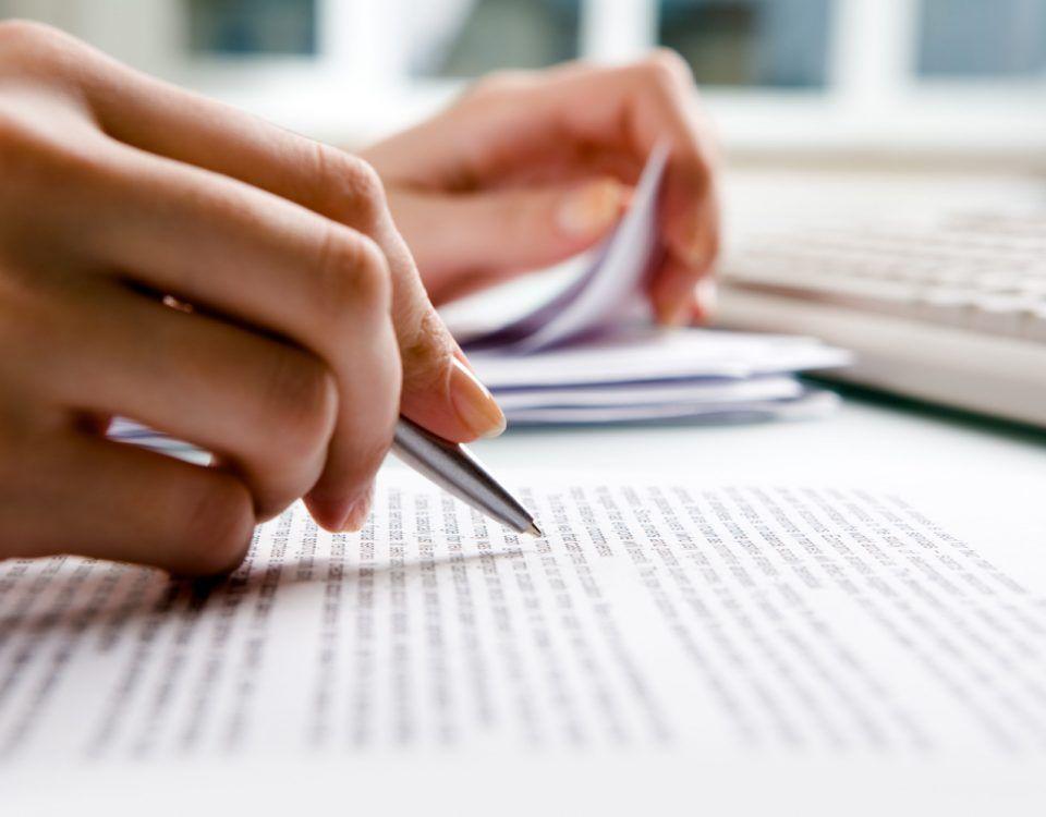 Custom speech writing service