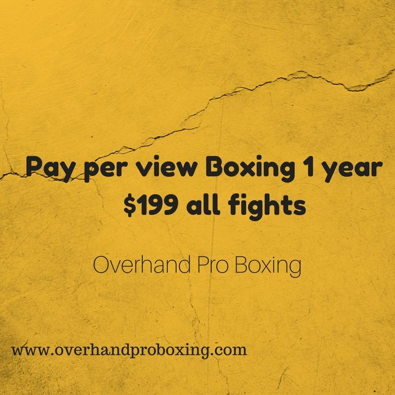 how much does it cost to watch ufc on pay per view