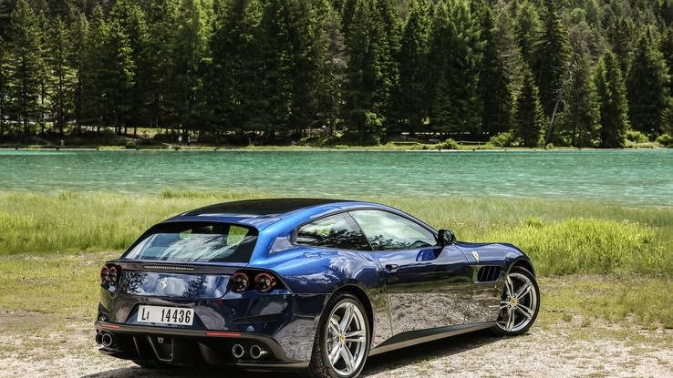 Ferrari GTC4Lusso T Here's everything you need to know