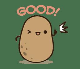 kawaii potato by clgtart in 2020 kawaii potato cute potato potato funny kawaii potato by clgtart in 2020