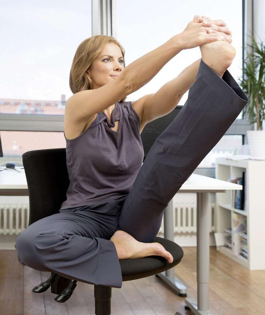 Entspannen Im Büro