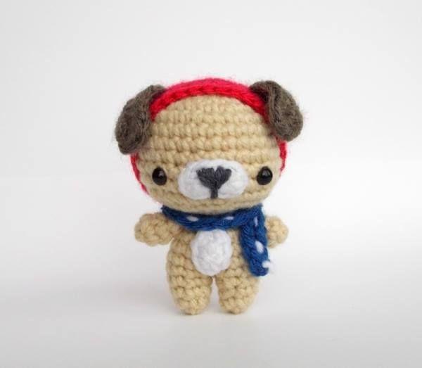 Amigurumi Kolay Bebek Yapımı | Kara kalem | Pinterest | Cachorros ...