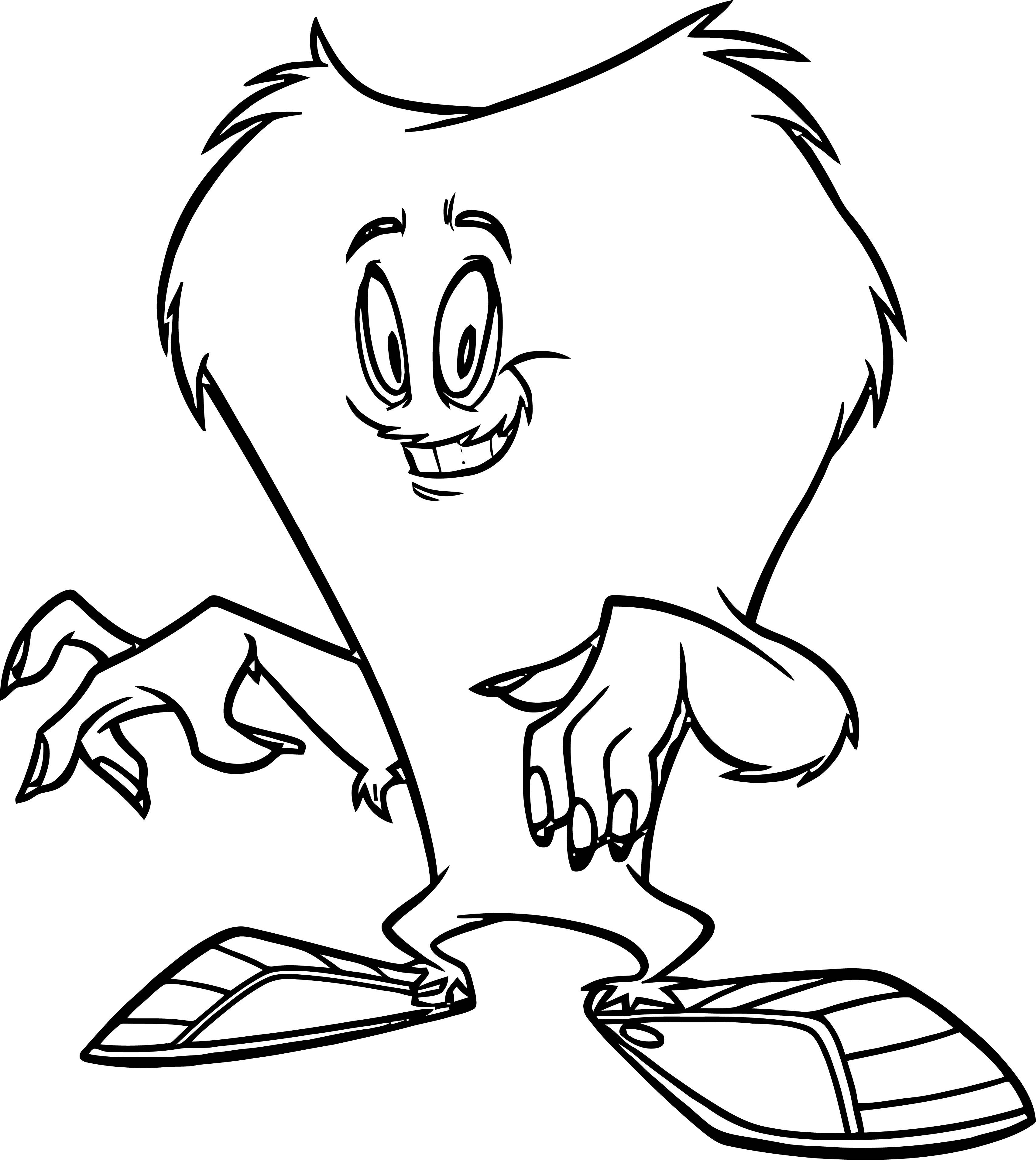 Looney Tunes Show Coloring Pages Looney Tunes Show Bunny Coloring Pages Coloring Pages
