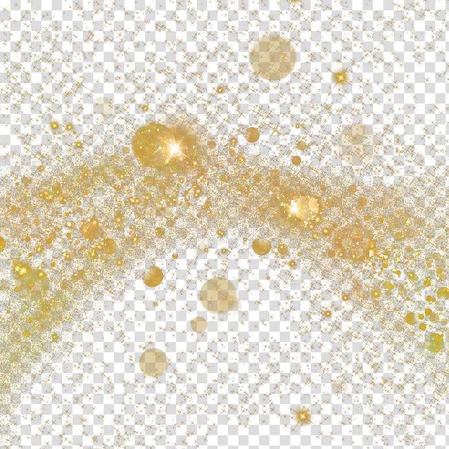Background With Gold Glitter Vector Gold Glitter Glitter Gold