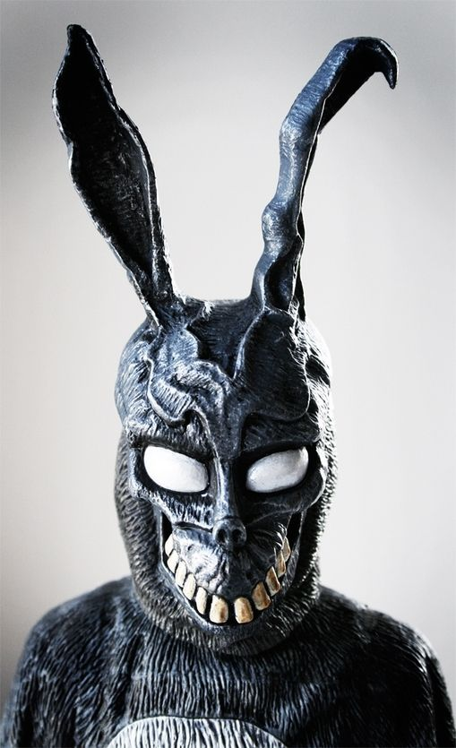 me in Donnie Darko mood.