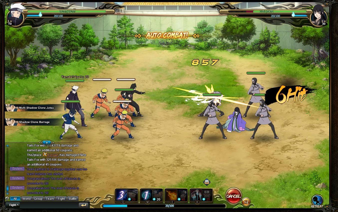 Gamenaruto Mmorpg Naruto Mmorpgonlinegame The Most Popular Online Mmorpg Naruto Online Is Now Live Hundreds Of Ninja Naruto Games Geek Games Mmorpg Games