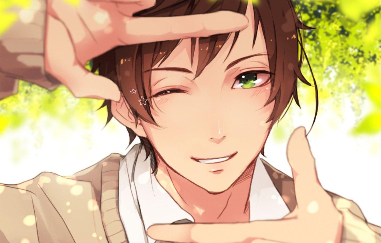 Image result for cute anime smile Hetalia, Anime, Cute