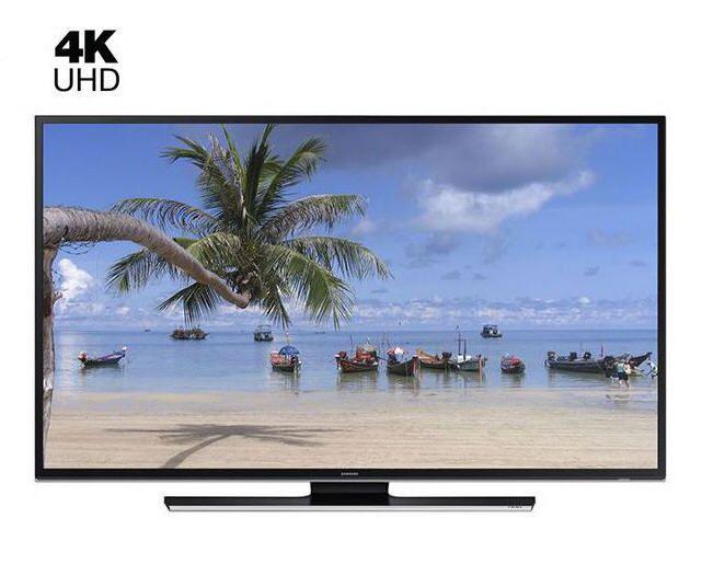 televiseur led uhd 4k tv 4k