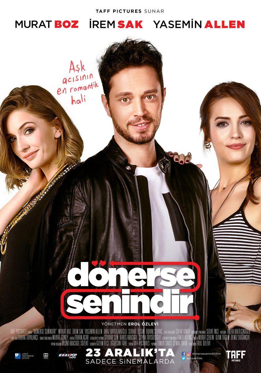Donerse Senindir Romantik Komedi Murat Boz Irem Sak Yasemin Allen