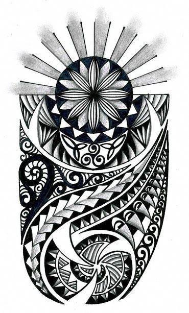 Best Half Sleeve Tattoos Ever Halfsleevetattoos Polynesiantattoos Maori Tattoo Polynesian Tattoo Designs Polynesian Tattoo