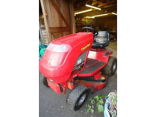 Countax C600h Ride On Mower Petrol Engine 42 Riding Mower House Clearance Mower