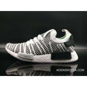 03beeee4b Adidas NMD R1 STLT White CQ2387 Discount