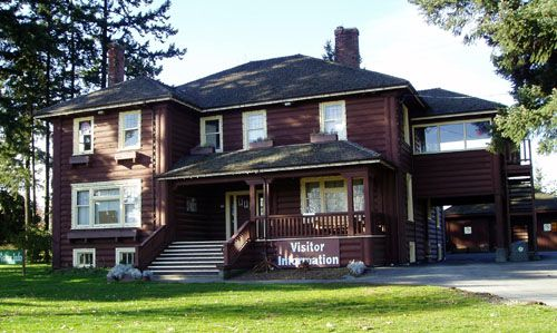 Nanaimo Tourism Info Centre | Haunted British Columbia