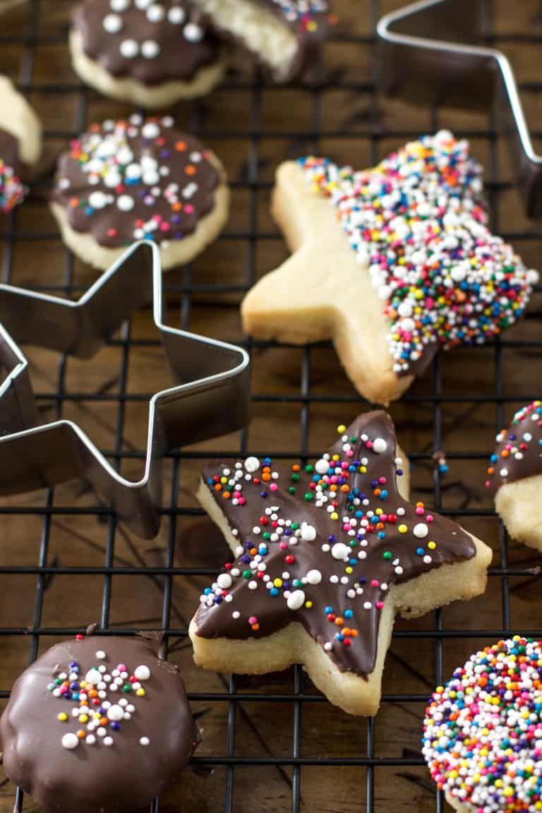 sprinkle cookies4 (With images) Galaxy cookies, Cookies