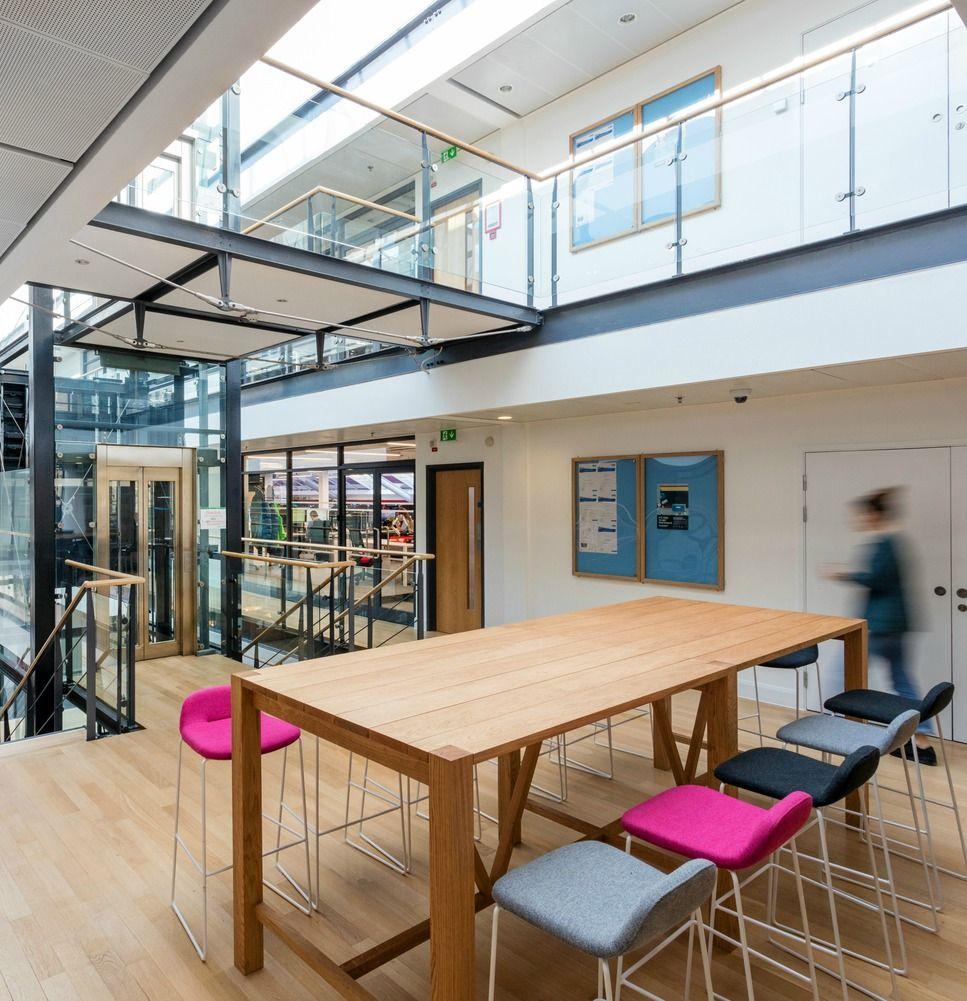 rackspace office morgan lovell. Office Tour: Monitise\u0027s New Collaborative London Headquarters | Designs And Spaces Rackspace Morgan Lovell