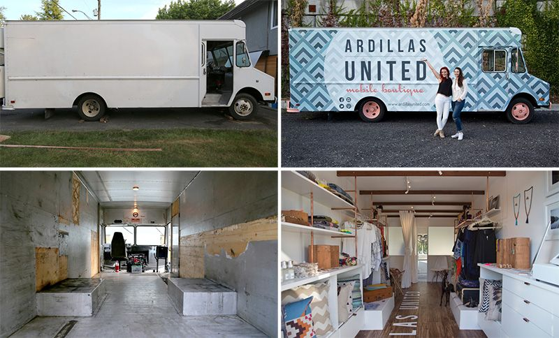 Cambioli mobili ~ This former doritos truck has been transformed into a mobile