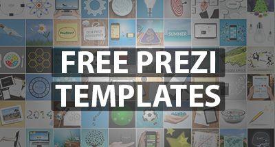 Free Prezi Templates Prezi Pinterest Templates Instructional