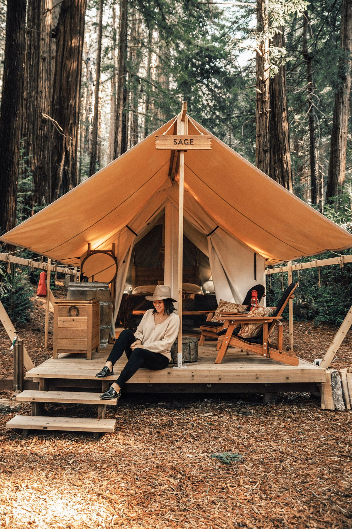 Visiting Big Sur Honestly Wtf Tent Glamping Camping Glamping Luxury Camping