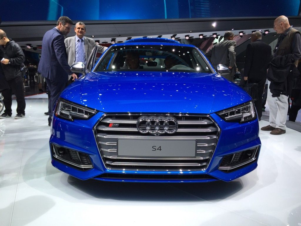 2017 Audi S4 Redesign And Release Date Http Www Carsreleasehq