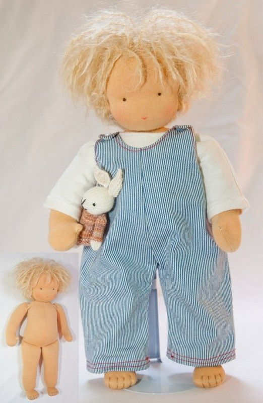 Photo of Kit Doll Bertie 38 cm