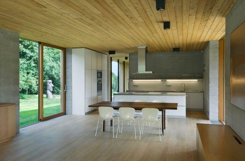 Good Weekend House By Marketa Cajthamlova Nice Look