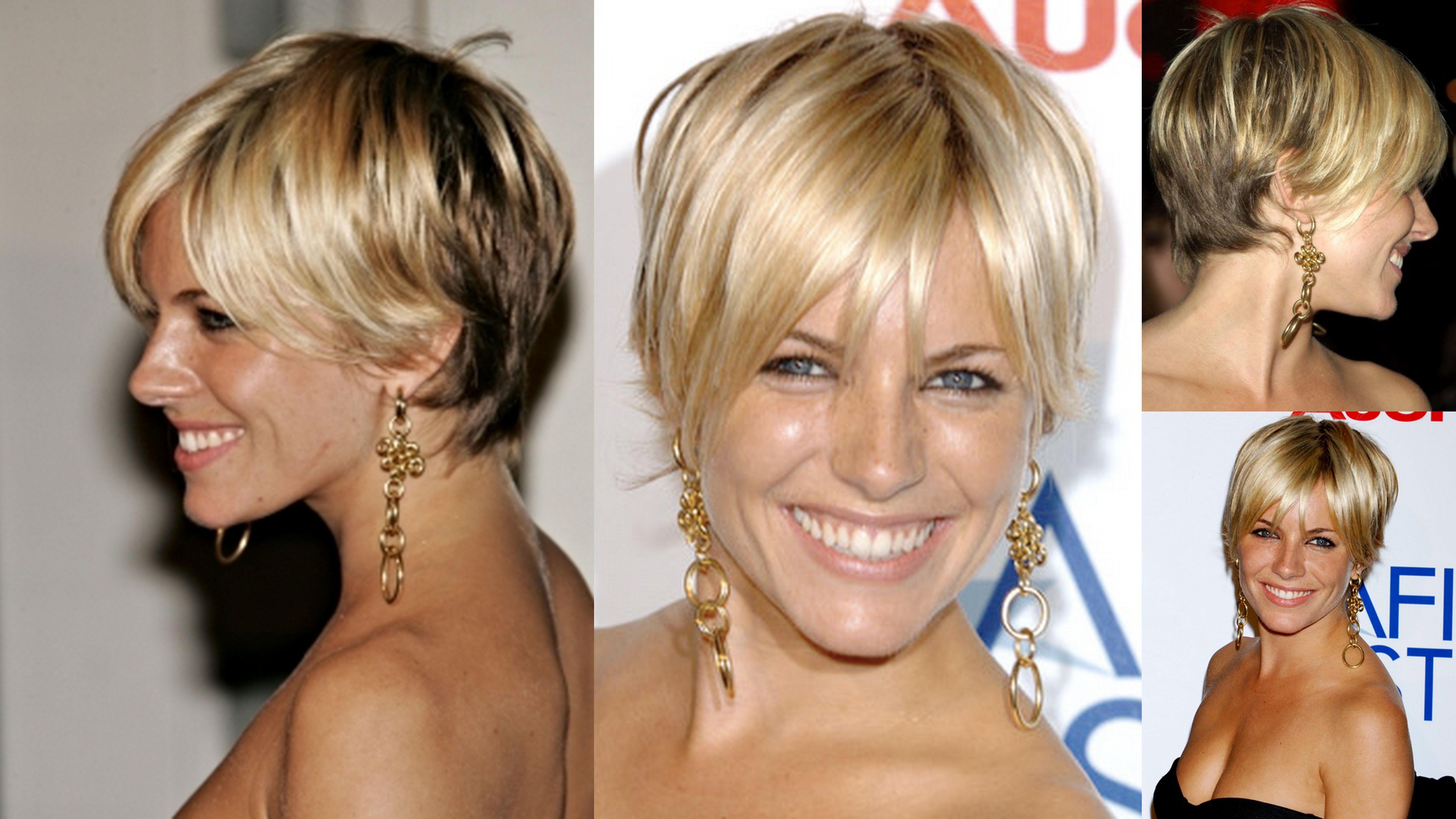 sienna miller short hair | LAME} Hair today, gone tomorrow - Crash ...