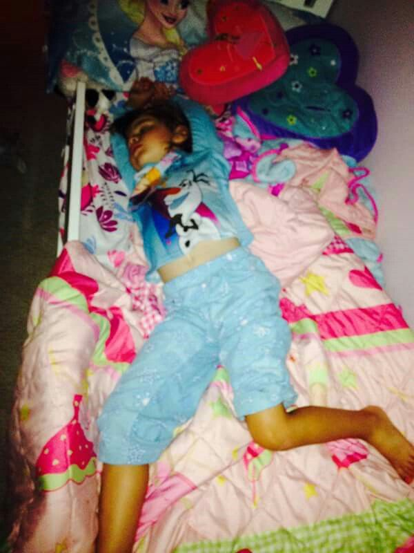 Sammy restless leg syndrome