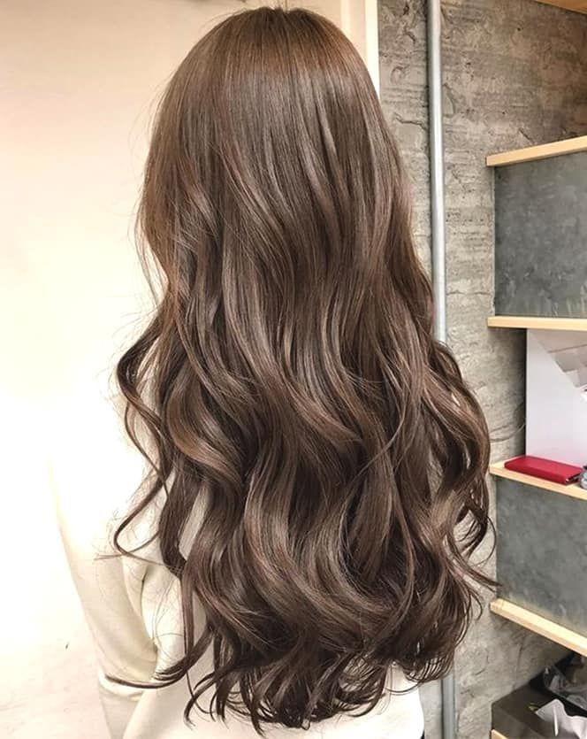2020 Hottest Haircut Trends Worth Having A Fresh Look Ecemella In 2020 Korean Hair Color Hair Color Light Brown Brown Hair Color Chart