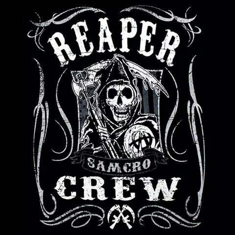 Reaper Crew Sons Of Anarchy Sons Of Anarchy Reaper Charlie Sons Of Anarchy