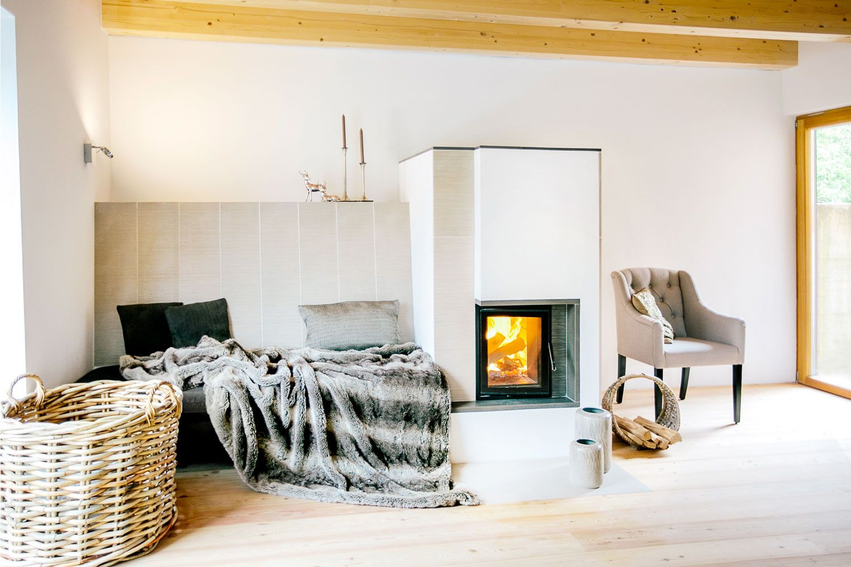 Moderner Stil - Ihr KACHELOFEN vom Hafnermeister | Kaminöfen | Pinterest