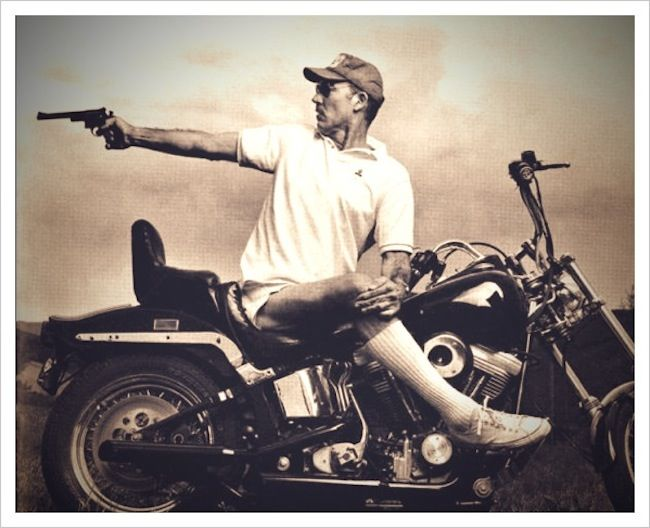 Hunter Thompson b. 1937