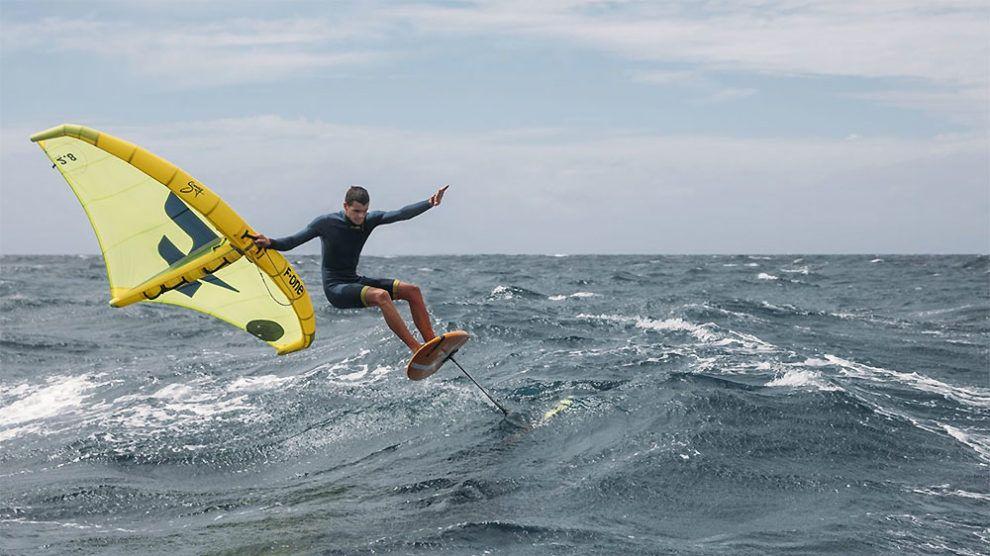 Wing Surf Swing La Nouvelle Aile De F One Foil Magazine Toute L Information Du Foil Ou Hydrofoil Planche A Voile Kitesurf Surf