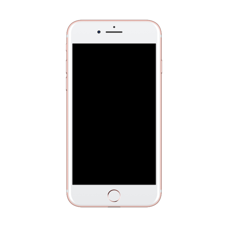 Download Image Result For Rosegold Iphone 7 Png Iphone Ipad Mockup Iphone Mockup