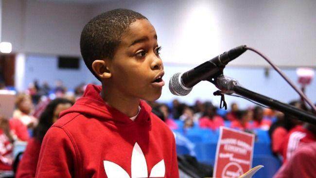 theGrio's 100: Asean Johnson, 4th grader electrifies Chicago public school advocates
