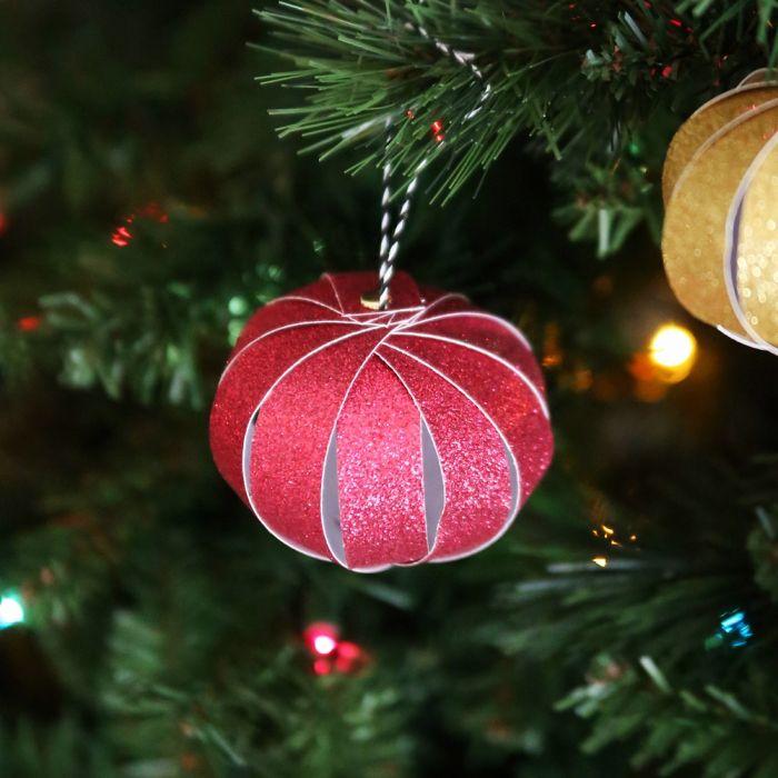 ▷ 1001 + Ideen und Anleitungen zum Thema Basteln zu Weihnachten ...