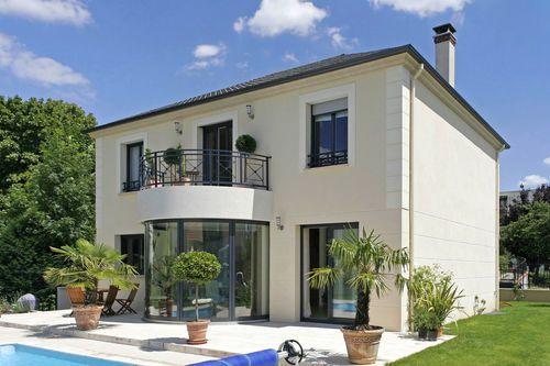 Faire construire sa maison individuelle en ile de france - Belle maison a construire ...