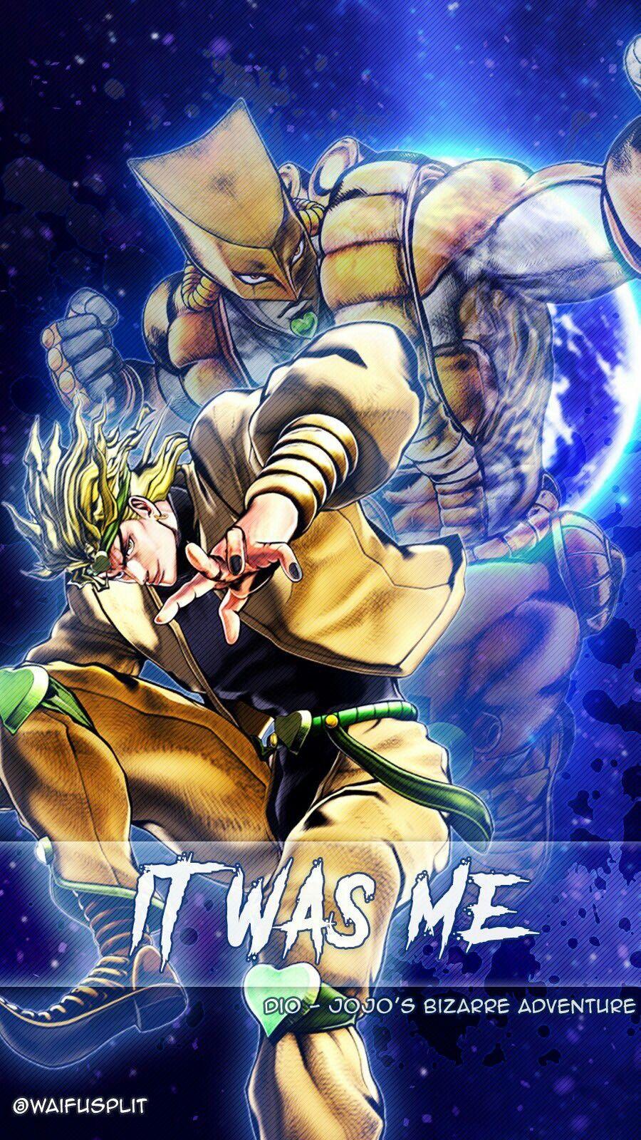 Dio and the world Personagens de anime, Arte de fã