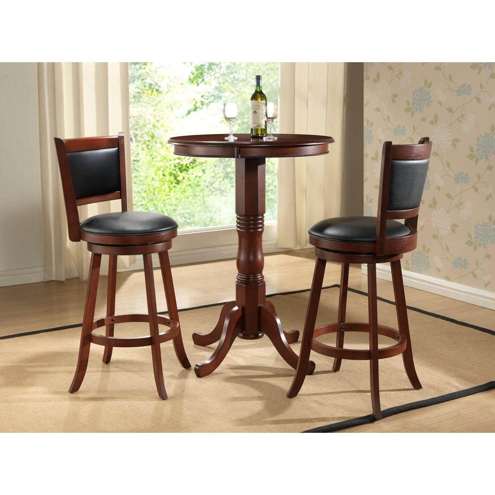Eci furniture distressed walnut 30 adjustable pub table kitchens eci furniture distressed walnut 30 adjustable pub table watchthetrailerfo