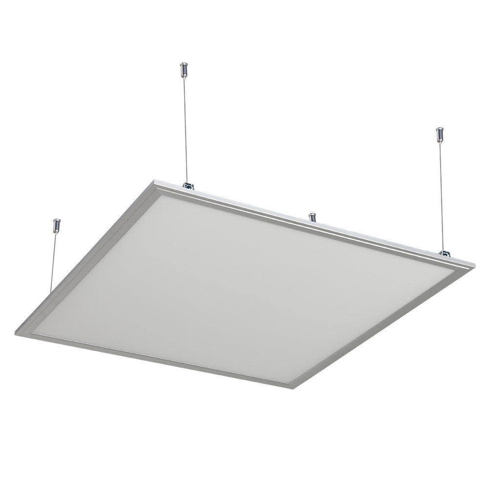 Anten 60x60cm 40w Led Ceiling Panel Light Ultra Slim Flat Lamp Downlight Smd2835 168leds Warm White Za Led Ceiling Panel Light Ceiling Pendant Lights Lights