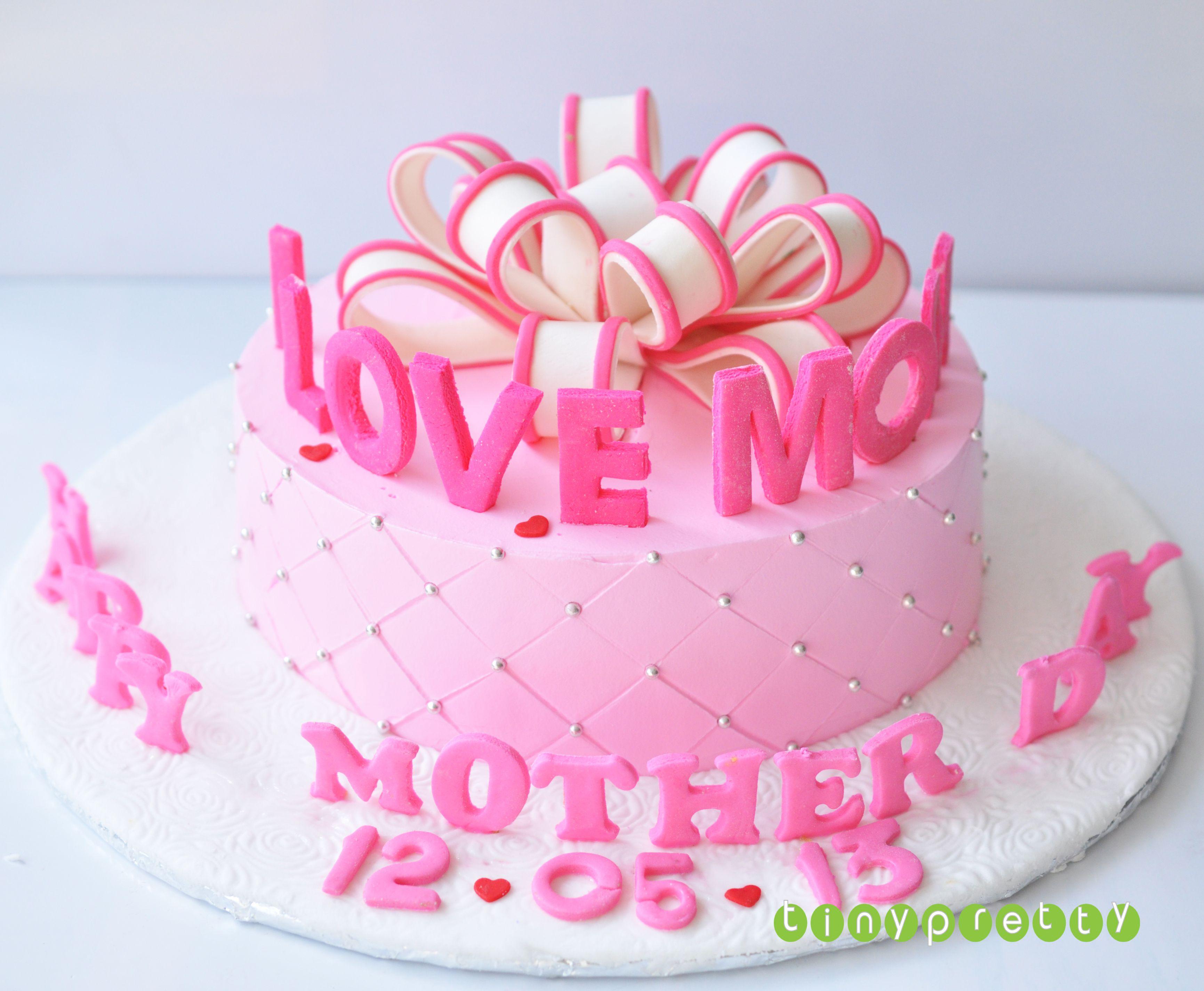 Happy mother day cake birthday cake for mom birthday
