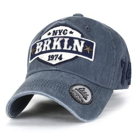 2204b91c1ea Luxury Brooklyn NYC Baseball Cap cool caps