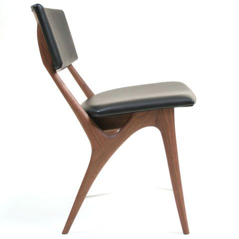 Issa Dining Side Chair By Noriyuki Ebina. Scandinavian Modern Meets  Contemporary Japanese In A Superbly
