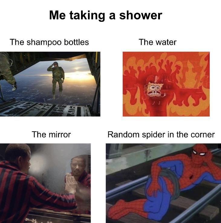My Shower Routine In 2020 Funny Memes Funny Relatable Memes Funny Photos