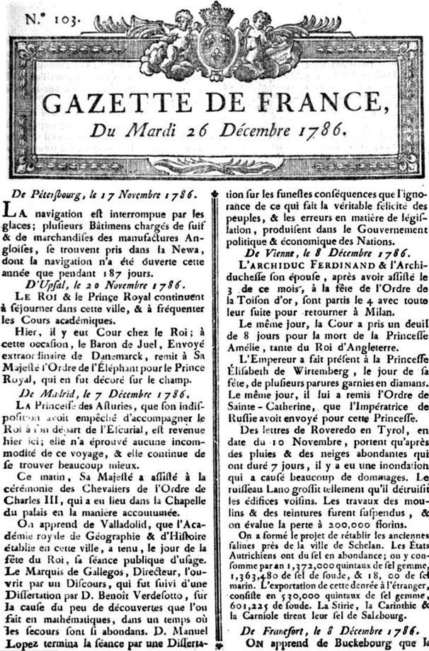 Gazette de France