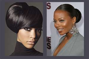 Gallery Hair Salon 2011: bridal hairstyles for black women