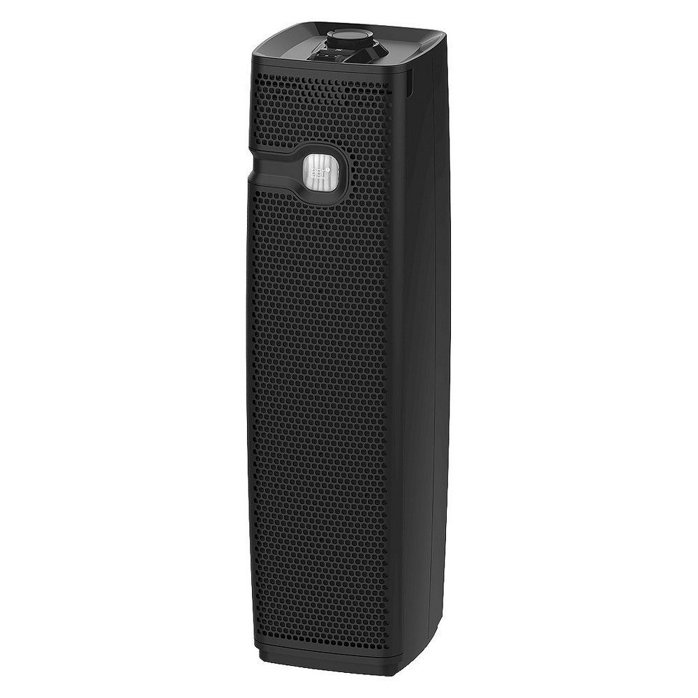 Holmes Maximum Dust Removal With Visipure Filter Viewing Window Air Purifier Tower For Medium Rooms Tower Air Purifier Air Purifier Holmes Air Purifier