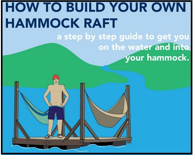 How to build your own hammock raft project the homestead survival how to build your own hammock raft project solutioingenieria Images