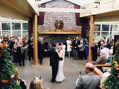 Park Chalet San Francisco Wedding Venue Golden Gate Park Weddings