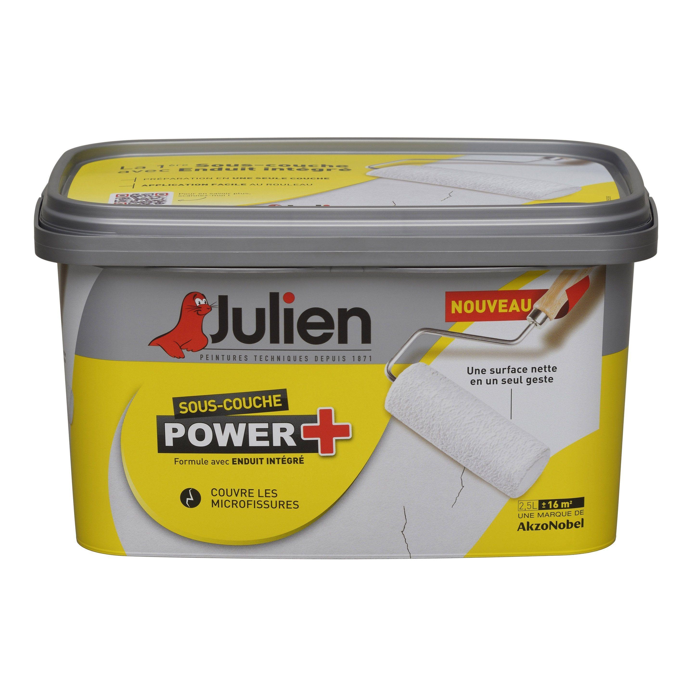 Sous Couche Universelle Power Julien 2 5 L Sous Couche Peinture Julien Et Couches