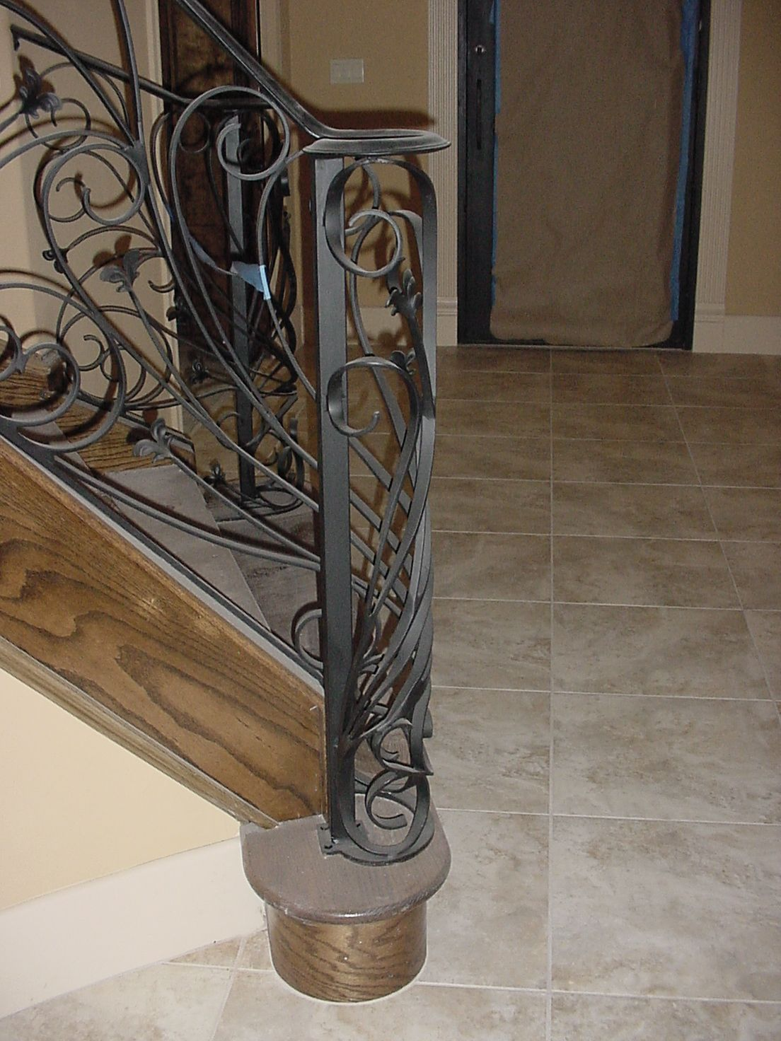 Best This Custom Staircase Design Was Created Using Our 400 x 300